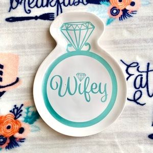 Other - 🥀 Wifey Ring Trinket Dish 🥀